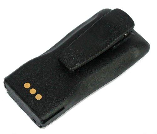 SUNDELY 1100mAh Ni-CD Battery for Motorola GP3188, GP3688, CP040, CP140, CP150, CP160, CP180, CP200, CP200XLS, CP340, CP360, CP380, GP3138, GP3688, PR400, EP450 Radios NNTN4496, NNTN4496AR, NNTN4851