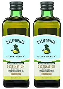 California Olive Ranch Everyday Extra Virgin Olive Oil - 25 4 oz each (Pack  of 2)