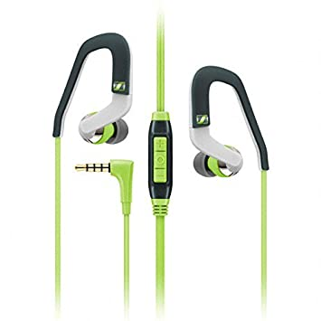 Sennheiser 0CX 686G Sports - Auriculares in-ear: Amazon.es ...