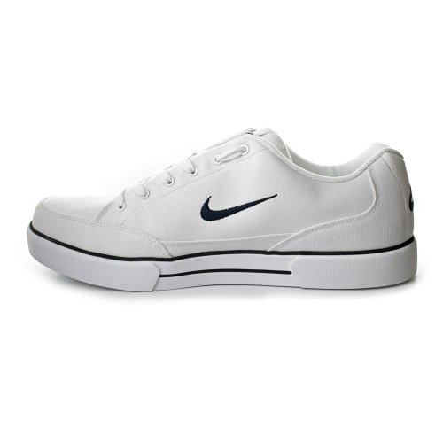 outlet store c1071 f9b56 Amazon.com   Nike GTS  09 Canvas White Dark Obsidian Mens Shoes  344270-141-9.5   Basketball