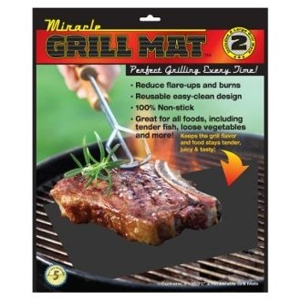 UPC 657550400011, The Ultimate Miracle Grill Mat Set