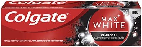 [Gesponsert]Colgate Max White Expert Charcoal, 75 Ml