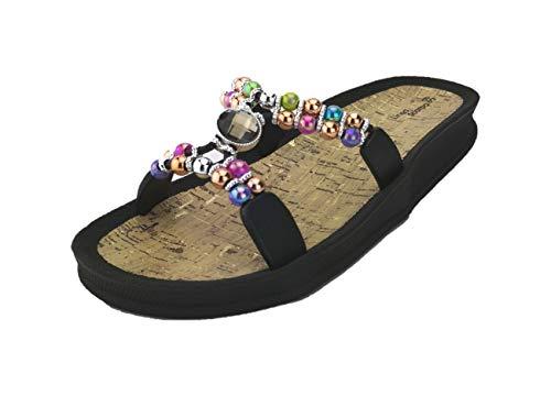 Zapatillas Sandalias Negro Baño Scarpa Syros Con Moderno Fußbett Linea Mujer qOwHTZn