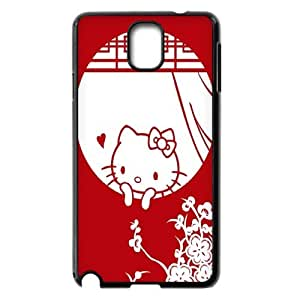 Unique Design -ZE-MIN PHONE CASE For Samsung Galaxy NOTE3 Case Cover -Hollo Kitty Cartoon Pattern Pattern 19