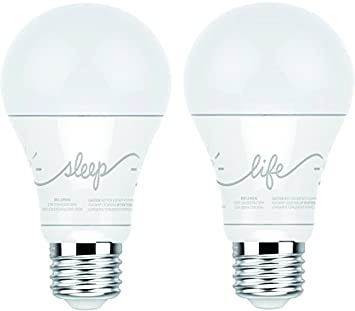 C by GE A19 C-Life and C-Sleep Smart LED Light Bulb Combo  sc 1 st  Amazon.com & C by GE A19 C-Life and C-Sleep Smart LED Light Bulb Combo by GE ... azcodes.com