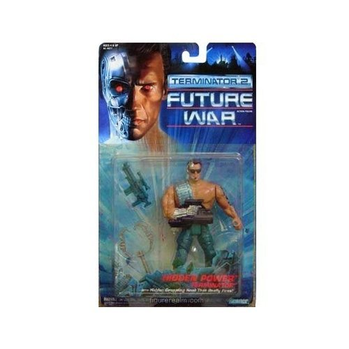Terminator 2 Future War Hidden Power Terminator Action Figure ()