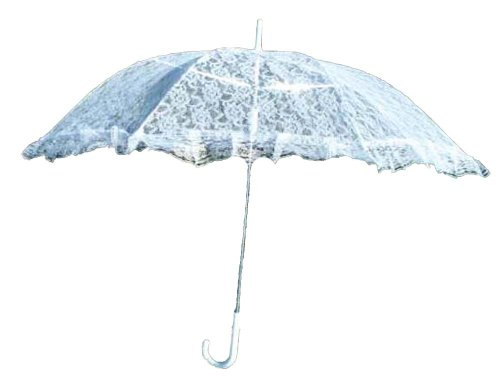Ladies Lace Parasol ELP002 by House of Rice
