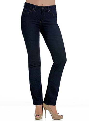 Miraclebody by Miraclesuit Women's Plus-Size Katie Straight Leg Jean, Pacifica, 20W