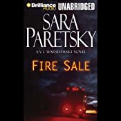 Fire Sale: V. I. Warshawski, Book 13 | Sara Paretsky