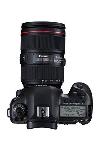 419zm5GpkTL - Canon EOS 5D Mark IV Full Frame Digital SLR Camera with EF 24-105mm f/4L IS II USM Lens Kit
