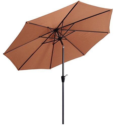 Southern Patio Offset Umbrella - 7