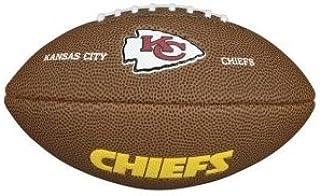 WILSON Kansas City Chiefs NFL mini american football