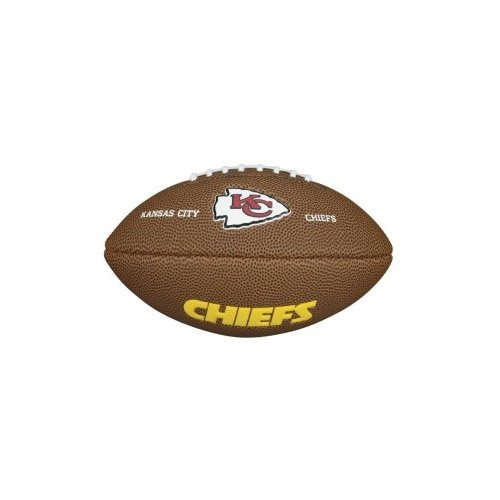 WILSON Kansas City Chiefs NFL mini american football