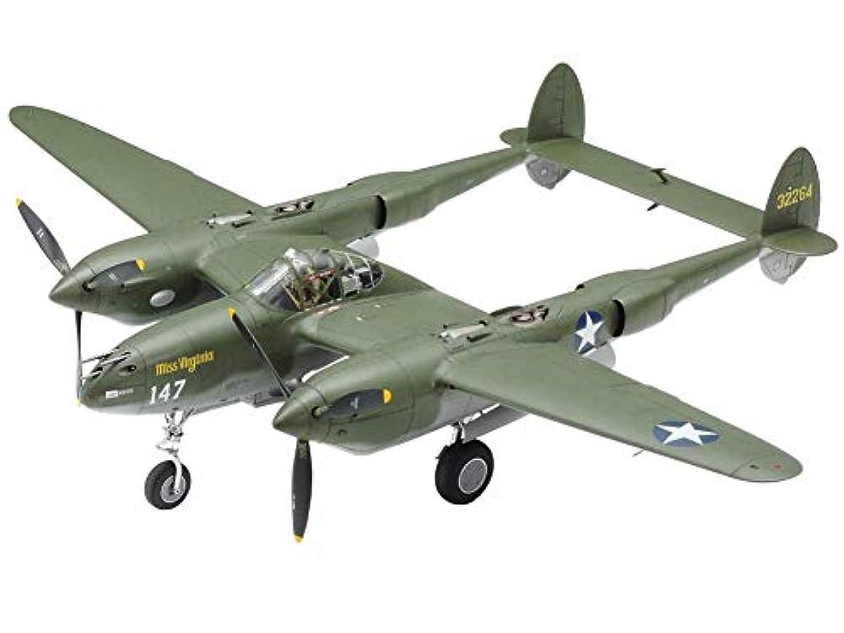 [해외] 퍼터미야 1/48 걸작기 시리즈 NO.120 그린키 드 P-38F/G 라이트닌구 프라모델  61120