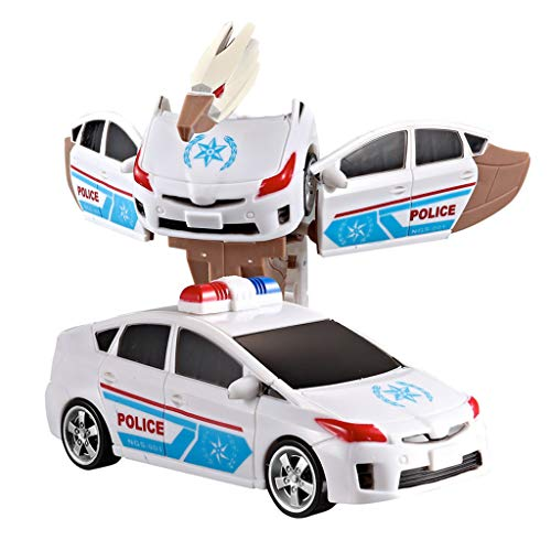 Alimao 2019 New Transformation Dinosaur Robot Car Model Classic Toy Action Figure Gift Children