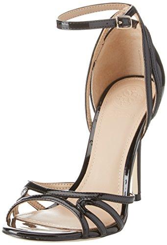 Cinturino Donna Sandal Footwear Caviglia alla Guess con Scarpe Dress Nero 1OFqWxXp