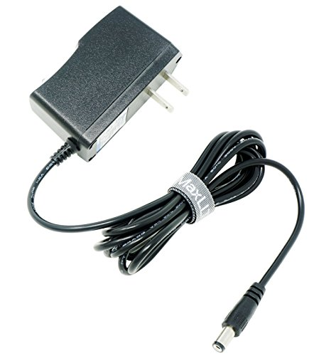 MaxLLTo 6ft Extra Long 9V AC DC Power Adapter Supply for Casio WK-200 AD-5UL AD5UL Keyboard ()