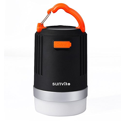 Camping 10400mAh Waterproof Rechargeable Emergency product image