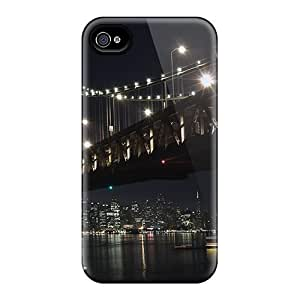 New Shockproof Protection Case Cover For Iphone 4/4s/ San Francisco Case Cover