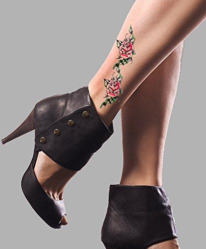 Feminine Temporary Tattoos by TEMPORARY TATTOO FACTORY (Image #7)