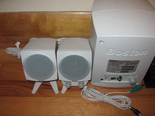 amazon com boston acoustics ba735 digital speakers sub woofer rh amazon com Boston BA635 Computer Speakers Boston BA635 Set Up