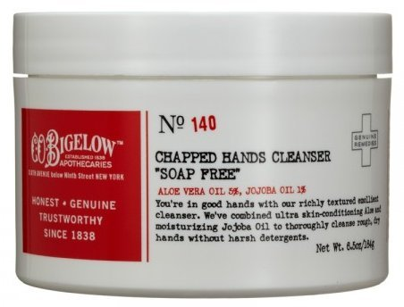 (Bath and Body Works C.O Bigelow No.140 Chapped Hands Cleanser Soap Free 6.5)