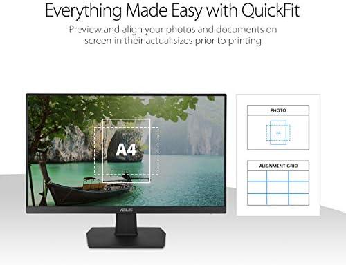 Asus VA27EHE Eye Care Monitor Full HD,Black,27″ Frameless 419zsBfb YL