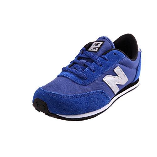 New Balance Unisex-Kinder K_410v1 Low-Top Blau