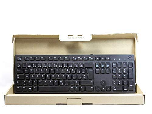EbidDealz - KB216T USB Wired French Canadian 105 Keys Black Slim Keyboard C36YV 0C36YV CN-0C36YV