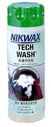 NIKWAX(ニクワックス) LOFTテックウォッシュ BE181 【洗剤】の商品画像