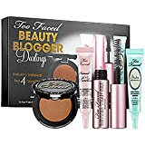 Too Faced 4 Piece BEAUTY BLOGGER DARLINGS Insider Favorites IN BOX