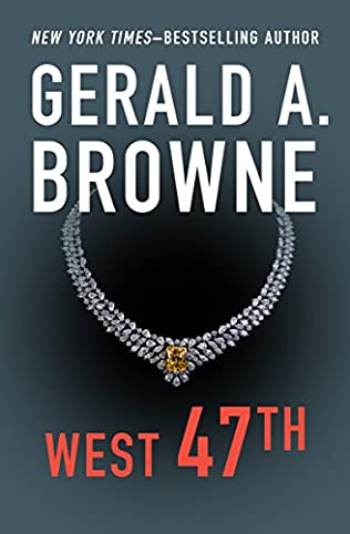 book cover of West 47th