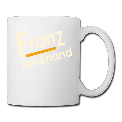 (Fashion Ceramic Travel Cup Franz Ferdinand Scottish Band Love Destroy Coffee Mug Travel Coffee Mugs )