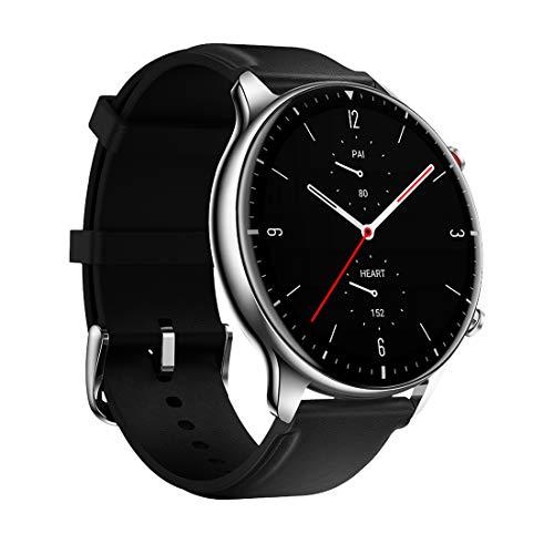 Amazfit GTR 2 Smart Watch, 1.39″AMOLEDDisplay, SpO2 & Stress Monitor, Built-in GPS, Bluetooth Phone Calls, 3GB Music Storage, 14-Day Battery Life, 90 Sports Modes (Classic Edition)