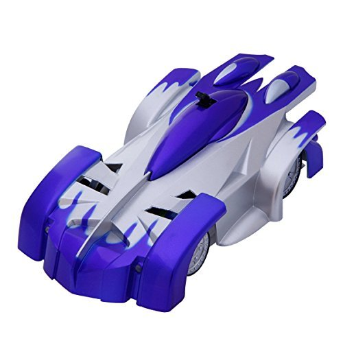 SZJJX Wall Climbing RC Car Blue