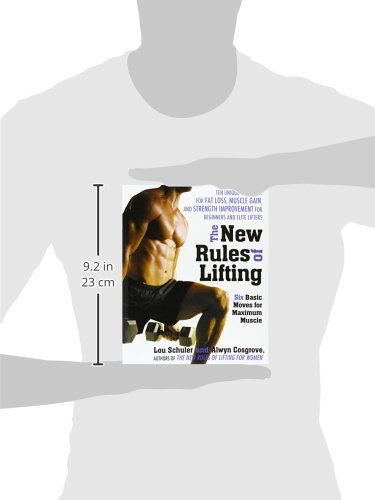 The New Rules of Lifting: Six Basic Moves for Maximum Muscle: Lou ...