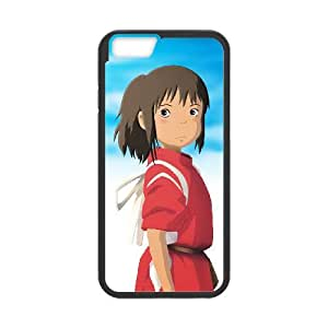 Spirited Away iPhone 6 4.7 Inch Cell Phone Case Black Pyhrb