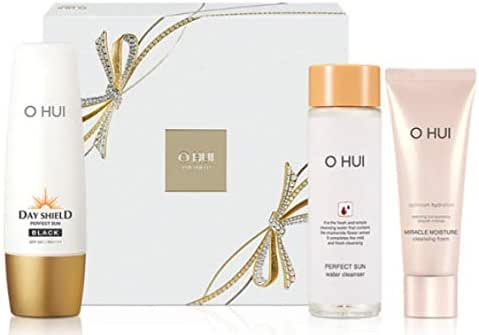 Ohui Perfect Sunblock Black Day Shield 50ml (Special Limited Set -2019)