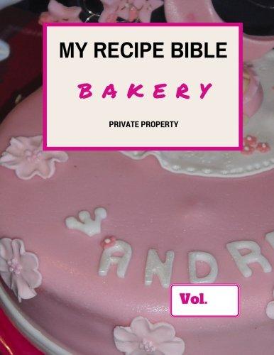 fill in recipe book