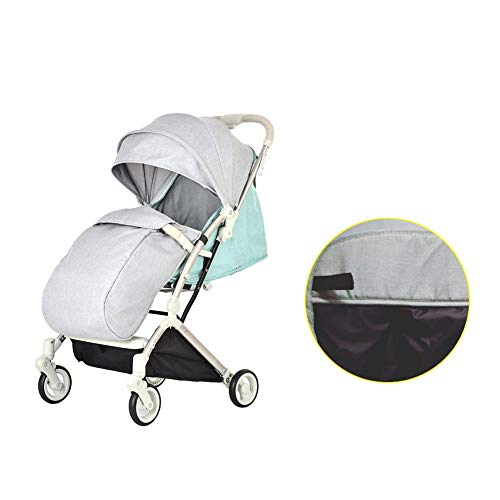 Ladeyi Stroller Accessories pushcart Thickened Foot Cover Baby Foot Cover Baby Stroller Wind-Proof Foot Cover Mother and Baby Products by Ladeyi (Image #6)