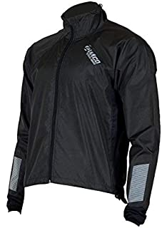 Zimco Showerproof//Windproof Cycling Jacket Bicycle Rain Jacket Bike Rain