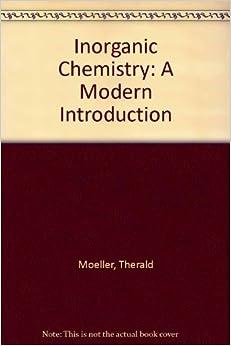 Inorganic Chemistry: A Modern Introduction