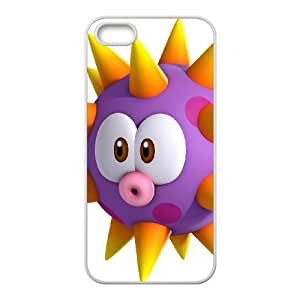 iPhone 4 4s Cell Phone Case White New Super Mario Bros. U OJ563433