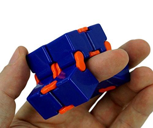 2GoodShop Kubix Speed Cube by JA-RU | Fidget Cube Flip It Endlessly Pack of 12 | Item #3802 by 2GoodShop (Image #4)