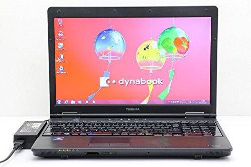 東芝 dynabook Satellite B551 D Core i5 2520M 2.5GHz 4GB 250GB 15.6W FWXGA(1366x768)