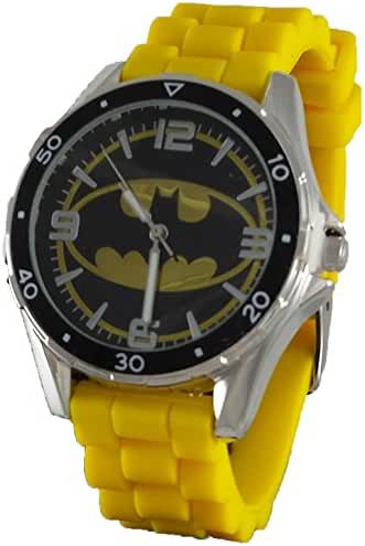 Batman Analog Kid's Watch with Stainless Steel Case