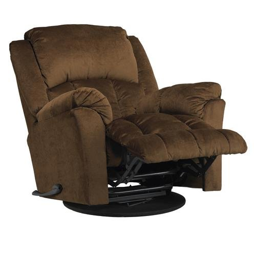 swivel recliner chairs, best swivel recliner chairs, swivel recliner chair, best swivel recliner chair, Catnapper Gibson Swivel Glider Recliner - Mocha