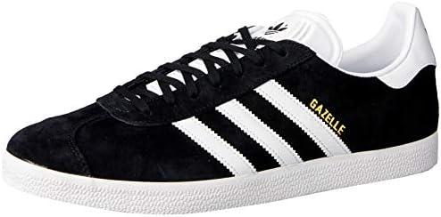super słodki zasznurować 50% ceny Adidas Gazelle Men's Fitness & Cross Training, Black (BLACK ...
