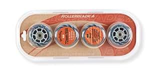 Rollerblade Castor Castor rb 72/80a + + SG5 Aluspacer, transparente, 000 06223600