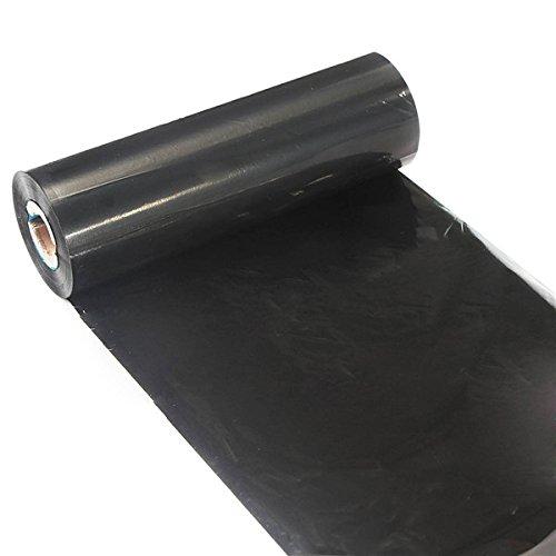 90mmX110m Enhanced Wax Ribbon Tape For Evolis Pebble Dualys Securion (110m Ribbon)